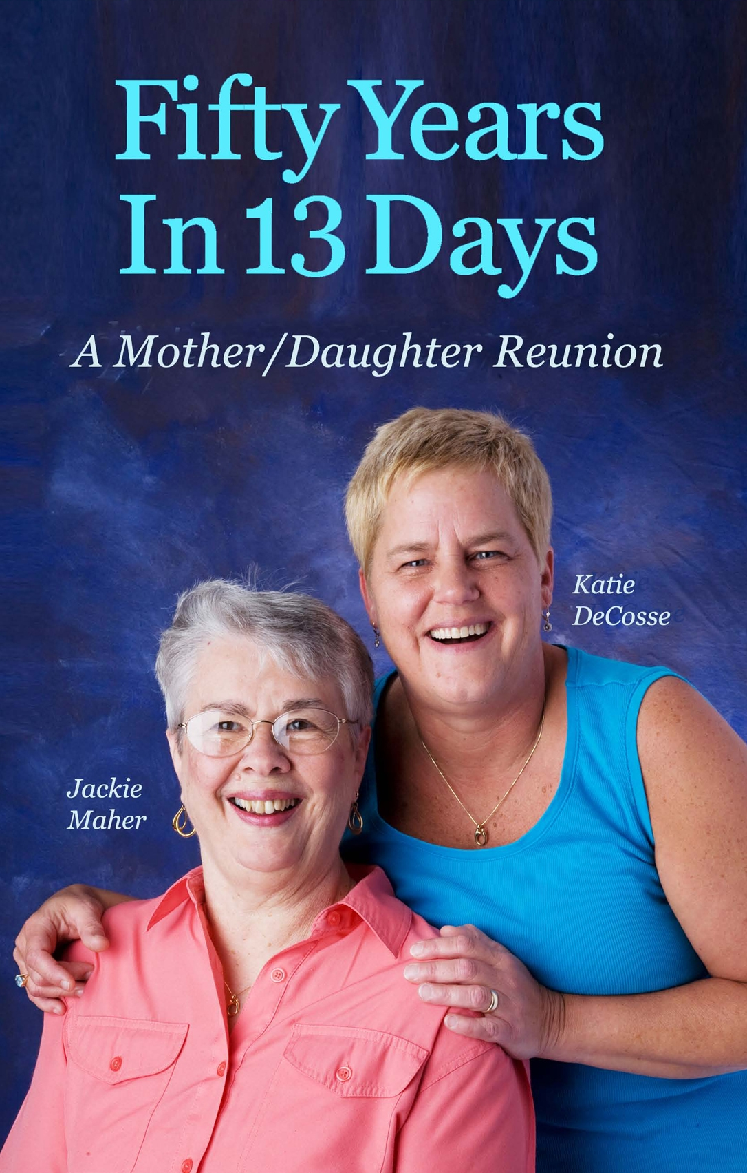 50 years in 13 days book cover