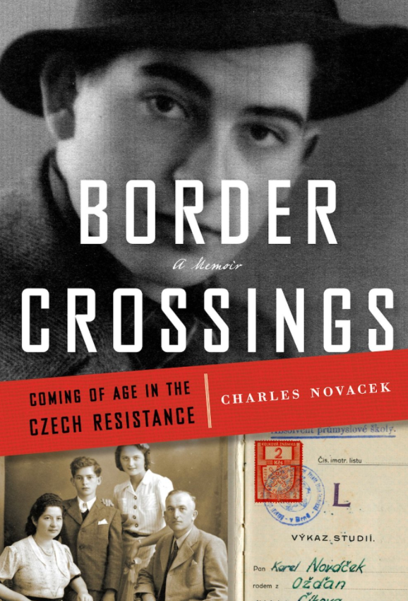 Border Crossings cover