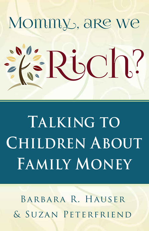 Mommy Are We Rich 2nd edition cover