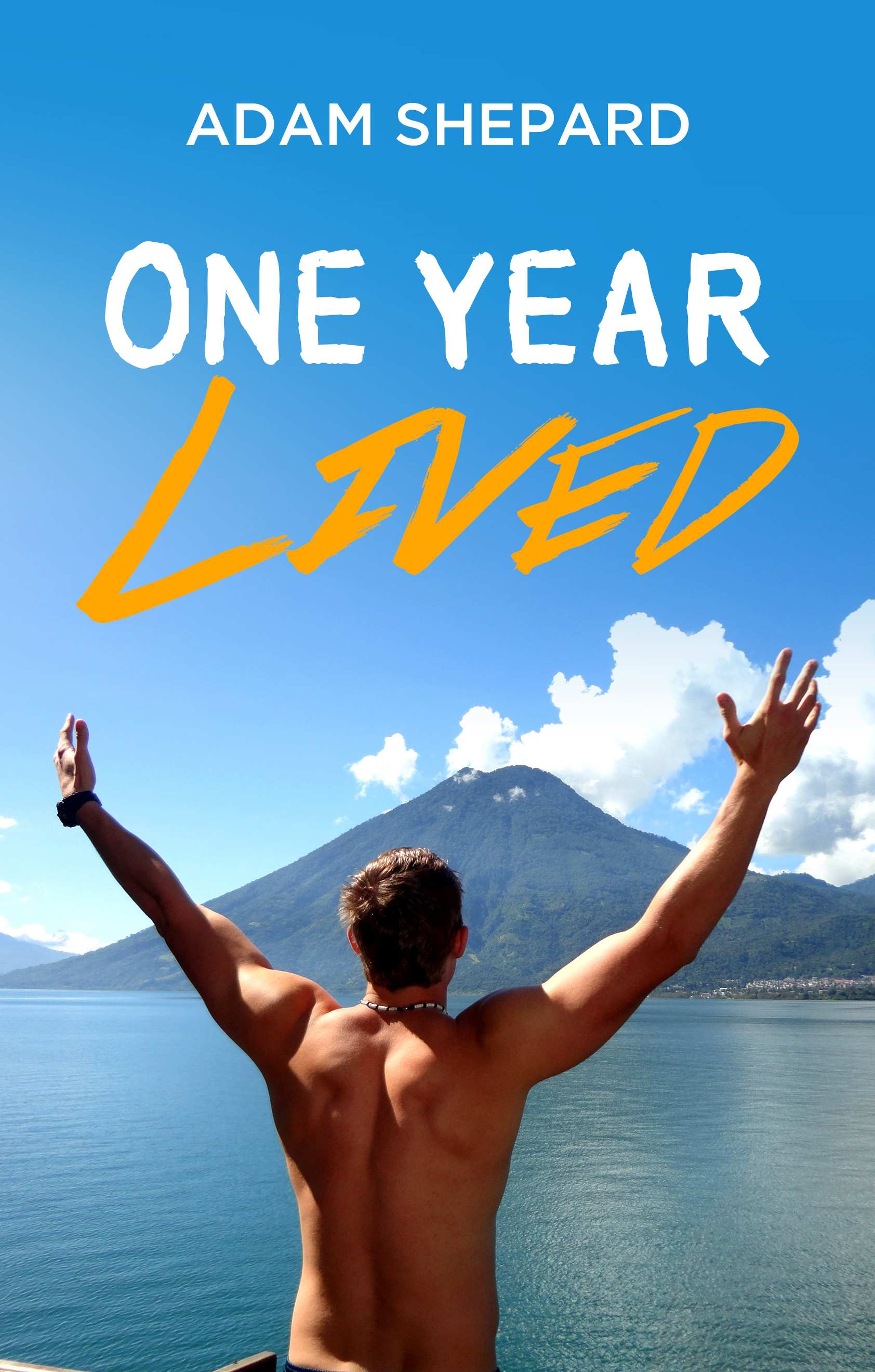 ONE YEAR LIVED front cover small