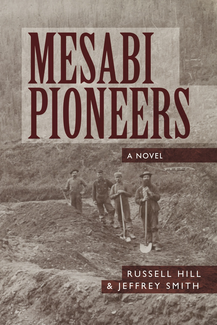 mesabiPioneers new Cover